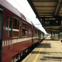 Photo taken at Station Mechelen by Sally C. on 9/28/2013