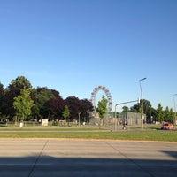 Photo taken at Praterstern by Lubomir K. on 6/13/2013