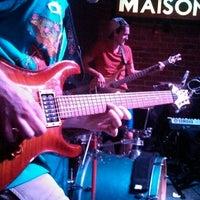 Photo taken at Maison by Myles C. on 7/4/2013