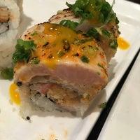 Photo taken at Tasty Thai & Sushi by David H. on 11/27/2015