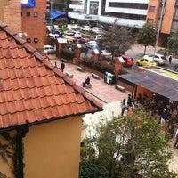 Photo taken at Universidad Sergio Arboleda by Daniel C. on 5/15/2013