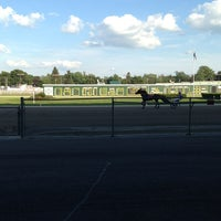 Photo taken at Batavia Downs Gaming by Jim R. on 8/17/2013