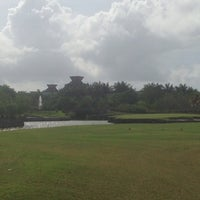 Photo taken at El Manglar Golf Course by Benito S. on 5/22/2013