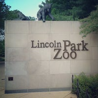 Photo taken at Lincoln Park Zoo by Nick.Harger on 6/24/2013