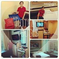 Photo taken at Hotel 81 Bugis by Kiko M. on 8/18/2013
