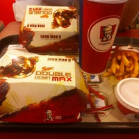 Photo taken at KFC by Fion W. on 4/22/2013