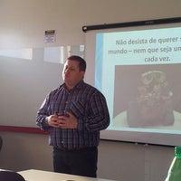 Photo taken at Universidade do Extremo Sul Catarinense - UNESC by Rahisa S. on 8/12/2013