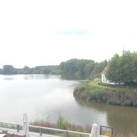 Photo taken at 't Scheldeoord by Olivier S. on 7/20/2014