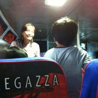 Photo taken at MV. Marina Syahputra I by Ricky R. on 8/10/2013