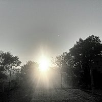 Photo taken at •The SUN - Twilight, Dawn, Dusk, Twilight - The SUN• by Ujang Kobau • V§ •™ on 3/18/2013
