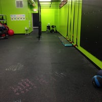 Photo taken at Wild Workouts And Wellness by Kymme G. on 3/12/2014