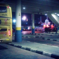 Photo taken at Sungai Nibong Express Bus Terminal by Saiful I. on 11/29/2012