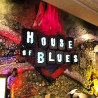 Photo taken at House Of Blues by Joseph V. on 6/18/2013