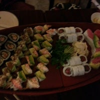 Photo taken at Fuji Sushi by Jena J. on 6/22/2013