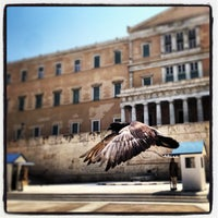 Photo taken at Syntagma Square by Moran L. on 7/12/2013