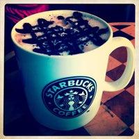 Photo taken at Starbucks by Felix C. on 2/2/2013