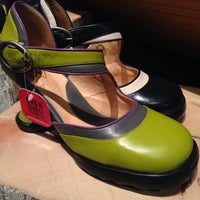 Photo taken at John Fluevog Shoes by Pao!!! on 12/26/2013
