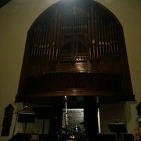 Photo taken at The Village Church by Edgar L. on 5/18/2014