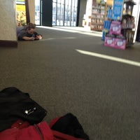 Photo taken at Barnes & Noble by SweetVee24 on 1/17/2013
