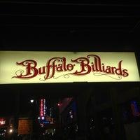 Photo taken at Buffalo Billiards by Robert R. on 3/15/2013
