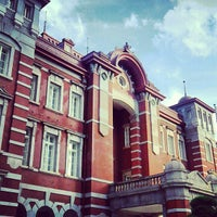 Photo taken at Tokyo Station by chikenger M. on 5/25/2013