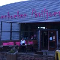 Photo taken at Pannenkoeken Paviljoen by Peter V. on 10/30/2016
