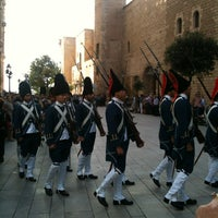 Photo taken at Palau reial de l'Almudaina by Carlos H. on 10/27/2012