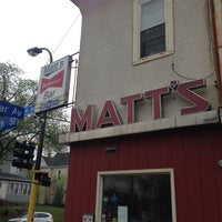 Photo taken at Matt's Bar by David C. on 5/18/2013