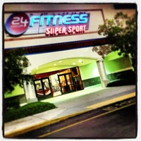 Photo taken at 24 Hour Fitness by Bernice Y. on 5/21/2013