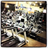 Photo taken at 24 Hour Fitness by Bernice Y. on 5/20/2013