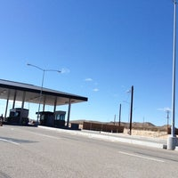 Photo taken at The Gate, Fort Irwin by Jo G. on 2/10/2013