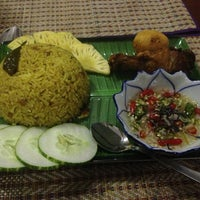 Photo taken at Thai Wok Restaurant by Sa D. on 6/3/2013