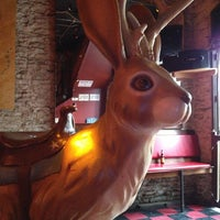 Photo taken at The Jackalope by Debra A. on 2/9/2013