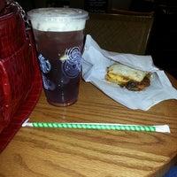 Photo taken at Starbucks by Paula D. on 6/27/2014