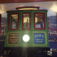 Photo taken at Sam's Cable Car Lounge by Alan H. on 7/19/2013