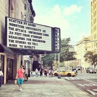 Photo taken at City Cinemas Village East by Bergdorf Goodman on 7/19/2013
