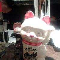 Photo taken at Sushi Giu by vincent K. on 4/17/2014