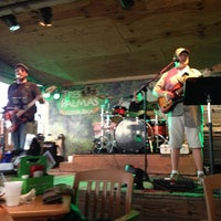 Photo taken at Coconuts on the Beach by Adnan M. on 5/23/2013
