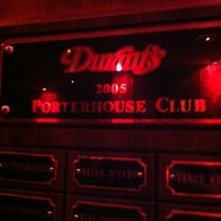 Photo taken at Durant's by Andrew T. on 10/13/2012