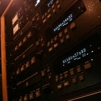 Photo taken at WRFL-FM Studios by Matthew C. on 8/9/2013