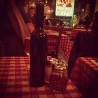 Photo taken at Amorina Cucina Rustica by Tish V. on 3/16/2013