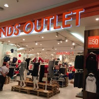 Photo taken at Brands Outlet by David C. on 2/2/2016