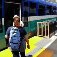 Photo taken at Escondido Transit Center by Richard L. on 6/1/2013