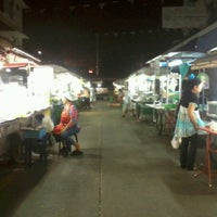 Photo taken at Racha Food Market by Patchanat R. on 10/12/2012