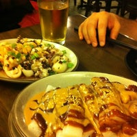 Photo taken at Noodle Village 粥麵軒 by Noriko Kate S. on 7/6/2013