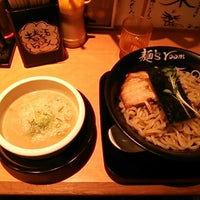 Photo taken at 麺's room 神虎 なんば店 by きゅっぷっいふもっ on 7/1/2013