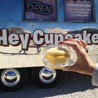 Photo taken at Hey Cupcake! by Kay R. on 3/3/2013
