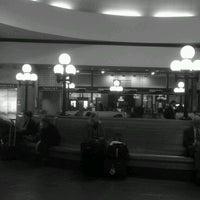 Photo taken at Providence Train Station (PVD) - MBTA & Amtrak by Bob T. on 10/11/2012