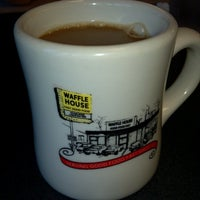 Photo taken at Waffle House by Deb D. on 7/25/2013