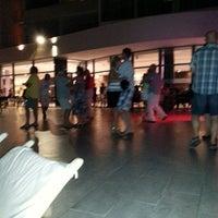 Photo taken at Beach Hotel Otrant by Bilent C. on 9/5/2013